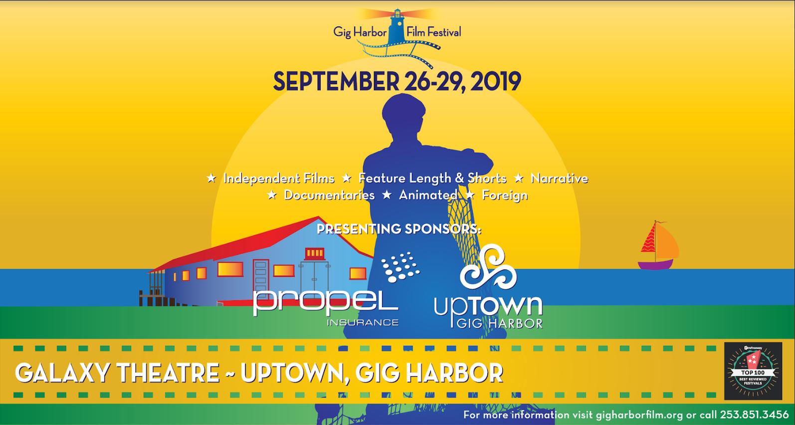 2019 Gig Harbor Film Festival